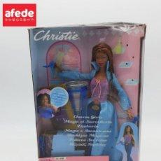 Barbie e Ken: BARBIE. CHRISTIE HECHIZOS MÁGICOS. NUEVO EN CAJA. MATTEL AÑO 2003.. Lote 285551193