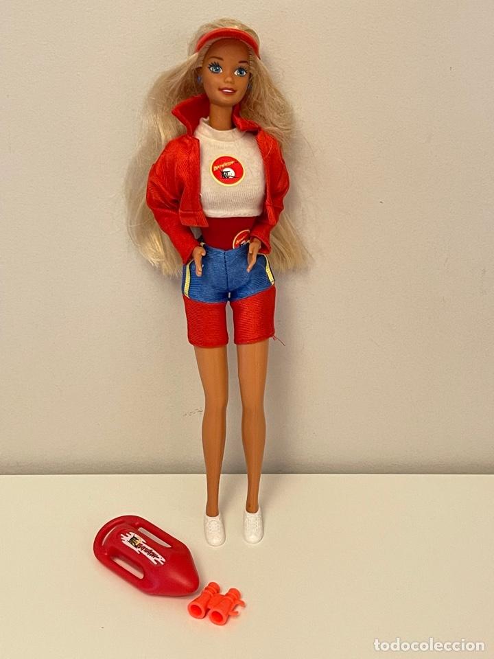 BARBIE BAYWATCH (Juguetes - Muñeca Extranjera Moderna - Barbie y Ken)