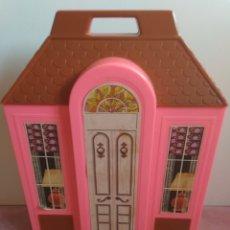 Barbie y Ken: CASA MALETIN BARBIE 1978 MATTEL SUPERSTAR VINTAGE. Lote 287800313