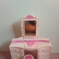 Barbie y Ken: TOCADOR BARBIE AÑOS 80 SUPERSTAR VINTAGE MATTEL. Lote 287821658
