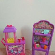 Barbie y Ken: ACCESORIOS BARBIE MUEBLE FERIA. Lote 287821938