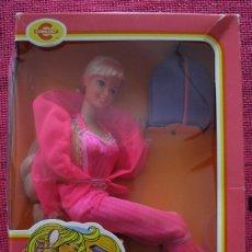 Barbie y Ken: BARBIE SECRETOS DE BELLEZA CONGOST NUEVA EN CAJA. Lote 287852828