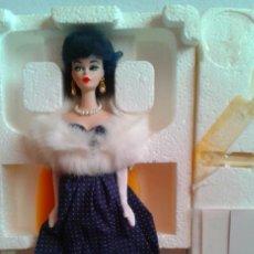 Barbie y Ken: BARBIE DE PORCELANA EDICIÓN LIMITADA. Lote 288100723