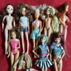 Barbie y Ken: LOTE BARBIE Y OTRAS. Lote 289833288