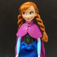 Barbie y Ken: MUÑECA VESTIDA BARBIE DOLL ANNA FROZEN ANN. Lote 292338678