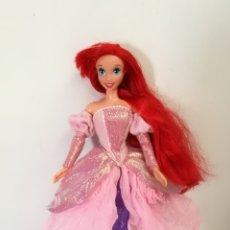 Barbie y Ken: ARIEL SIRENITA PRINCESA 1997 LITTLE PRINCESS DISNEY MATTEL BARBIE, PELIRROJA. Lote 294515373