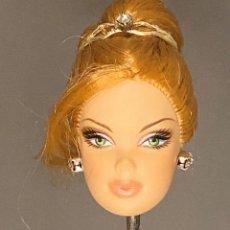 Barbie e Ken: CABEZA BARBIE TOP MODEL. Lote 294969063