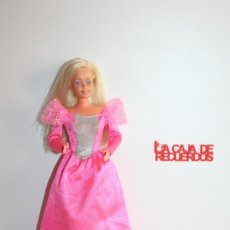 Barbie y Ken: ANTIGUA BARBIE DE MATTEL MADE IN SPAIN. Lote 295446393