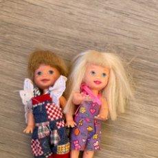 Barbie y Ken: TOMMY Y SHELLY BARBIE. Lote 295806148