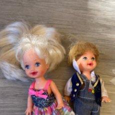 Barbie y Ken: TOMMY Y SHELLY SHOPPING. Lote 295806518
