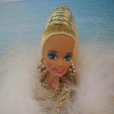 """Barbie y Ken: 1ª EN LA SERIE BOB MACKIE BARBIE GOLD DE LA SÉRIE """"ETERNAS CREACIONE"""" MATTEL 1990. Lote 295859153"""