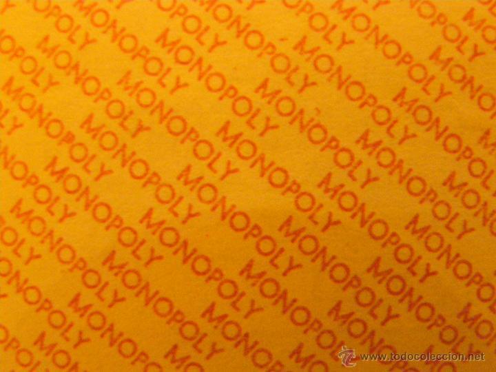 Billetes con errores: Billete Monopoly - 100 Pesetas - Madrid Año 1962 - - Foto 2 - 40392555