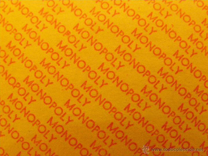 Billetes con errores: Billete Banco del Monopoly - 10.000 Pesetas - Madrid Año 1962 - - Foto 2 - 40392565