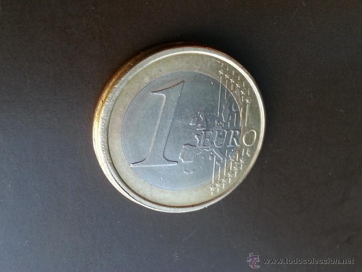 Billetes con errores: ## errores y variantes ## 1 Euro Alemania 2002 F- Desplazado ## - Foto 2 - 51653090