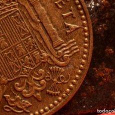 Billetes con errores: EXCESOS DE MATERIAL EN REVERSO DE PESETA DE 1963 *67 (REF. 178). Lote 83985540