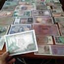 Billetes con errores: GRAN LOTE 39 BILLETES ESPAÑOLES (REPRODUCCIÓN). Lote 102810063