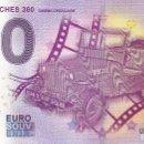 Billetes con errores: BILLETE 0 EUROS SOUVENIR ARROMANCHES 360 DESEMBARCO NORMANDIA JEEP WILLYS GUERRA MUNDIAL PARIS ROMA . Lote 117480999