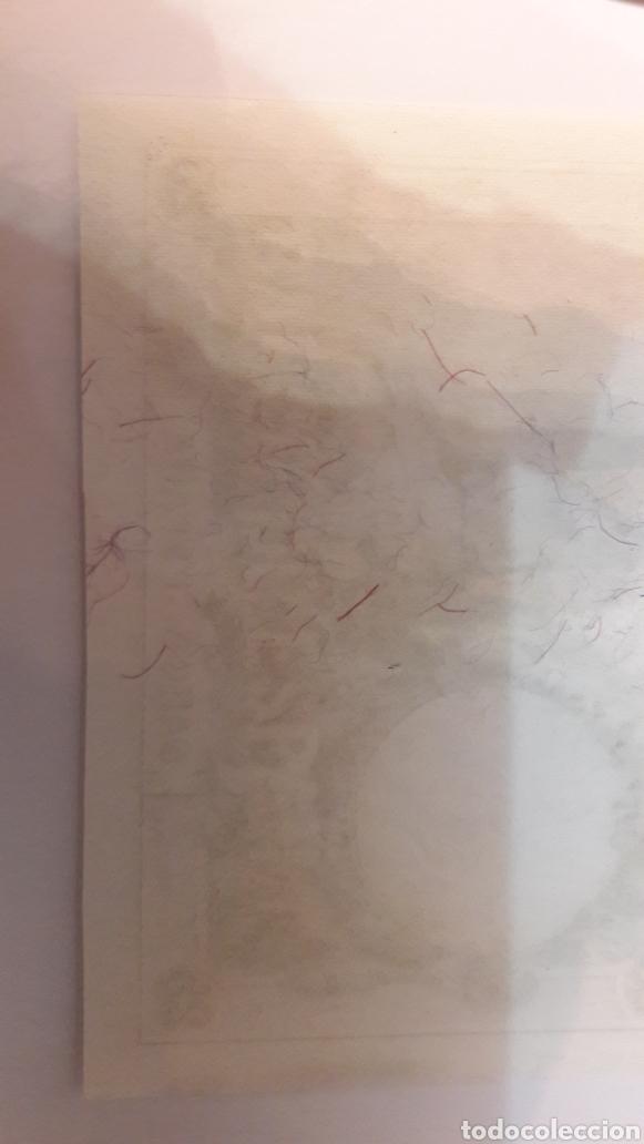 Billetes con errores: ESPÉCIMEN Billete matiz 25 ptas Alfonso XII marron prueba 1908 NUMISMÁTICA COLISEVM - Foto 2 - 122248764