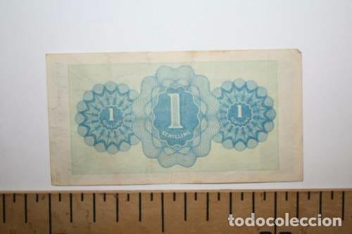 Billetes con errores: RARISIMO BILLETE DE LOS ALIADOS. SEGUNDA GUERRA MUNDIAL. - Foto 2 - 127599303