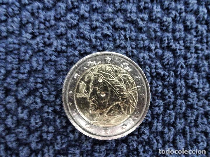 Billetes con errores: 2 Euros Italia 2002, Error de acuñacion - Foto 2 - 130863764