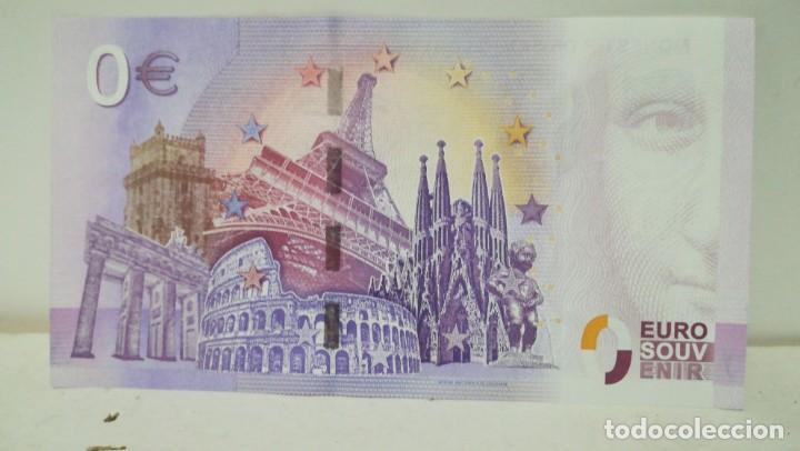 Billetes con errores: Billete de 0 euros - Foto 2 - 156896638