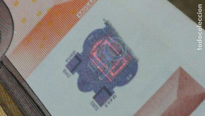 Billetes con errores: BILLETE DE 50e. CON VARIOS ERRORES, FALLAS O DEFECTOS QUE A CONTINUACIÓN ENUMERO - Foto 10 - 189899040