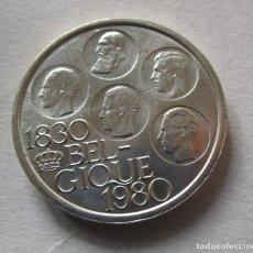 Billets avec erreurs: BELGICA . 500 FRANCOS DE PLATA DE 1980 . TAMAÑO GRANDE. Lote 192219311