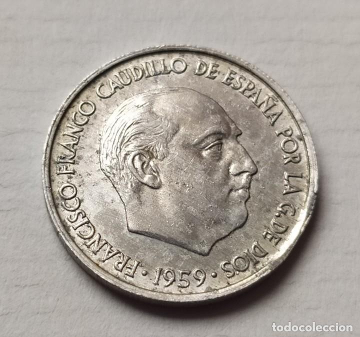 Billetes con errores: ## ERROR - 10 Cent 1959 Cospel segmentado ## - Foto 3 - 193362356