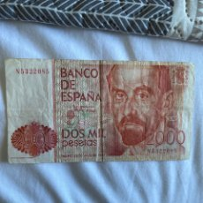 Billetes con errores: BILLETE. Lote 205013123