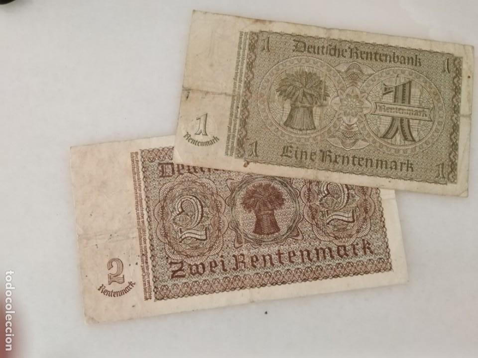 Billetes con errores: LOTE BILLETE RESELLO CASCO NAZI SEGUNDA GUERRA MUNDIAL. - Foto 2 - 222024486