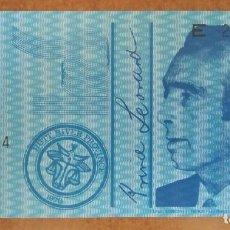 Banconote con errori: HUTT RIVER (AUSTRALIA). 10 CÉNTIMOS 1970. SIN CIRCULAR!!!. Lote 248277975