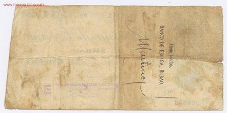 Billetes españoles: - Foto 2 - 1368970