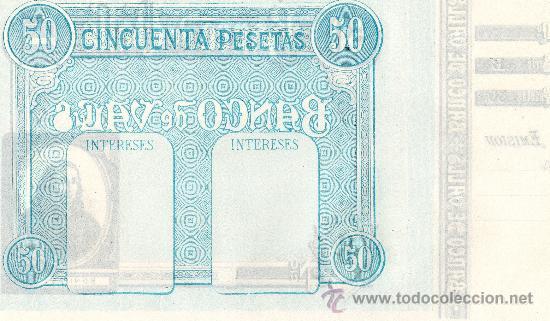 Billetes españoles: O F E R T A !! 4 BILLETES BANCO VALLS.OBLIGACIONES.TARRAGONA.BONO.PAPEL MONEDA.MOSSOS ESCUADRA. BANC - Foto 6 - 46906304