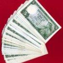 Billetes españoles: LOTE DE 47 BILLETES DE 5 PESETAS 1954 , MBC+++/ EBC , . Lote 26047868