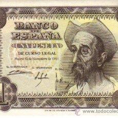 Billetes españoles - Billete - 1 Peseta - 19 Noviembre 1951 - 22373670