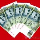 Billetes españoles: LOTE O CONJUNTO DE 5 BILLETES 1000 PESETAS 1979 , EBC+ , OJO SIN SERIE ,CORRELATIVOS. Lote 26047864