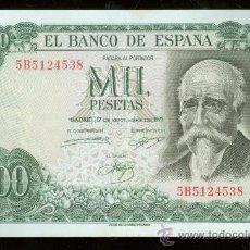 Billetes españoles: BILLETE DE 1000 PESETAS. 1971. SERIE B. SIN CIRCULAR. S/C.. Lote 27898940