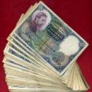 Billetes españoles: LOTE DE 110 BILLETES DE 50 PESETAS 1931 , ORIGINALES BC+ , L18. Lote 29945135