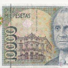 Billetes españoles: 10000 PESETAS DE 1992 SERIE 9A-331 EXCELENTE BIEN CONSERVADO MUY RARO. Lote 48704683