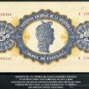 Billetes españoles: BILLETE ESPAÑOL DE FIANZAS 5 PESETAS DE 1940 SC - Nº3. Lote 162642376