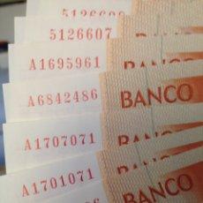 Billetes españoles: 200 PESETAS DE 1980 CAPICUA PLANCHA DE LUJO. Lote 91658519