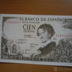 Billetes españoles: BILLETE DE CIEN PESETAS.. Lote 53584882