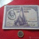 Billetes españoles: ANTIGUO BILLETE BANCO DE ESPAÑA 100 CIEN PESETAS 1928 IDEAL COLECCION VER FOTO/S CERVANTES SIN SERIE. Lote 53645880