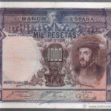 Billetes españoles: BILLETE DE 1000 PESETAS. 1925. ESPAÑA. VER. Lote 53761288