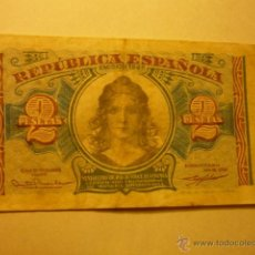 Billetes españoles: BILLETE 2 PESETAS REPUBLICA ESPAÑOLA -1938 SERIE A. Lote 53817398