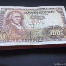 Billetes españoles: 100 PESETAS DE 1948 EBC PRECIOSO REF7368. Lote 273190823