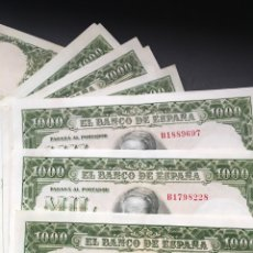 Billetes españoles: 1000 PESETA DE 1951 EBC REF 643E3. Lote 98482018