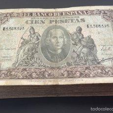 Billetes españoles: 100 PESETAS DE 1940 MUY RARO ESCASO REF6325. Lote 133172954