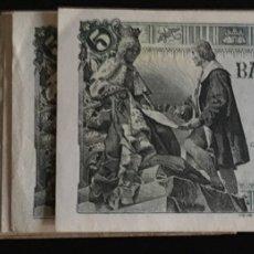 Billetes españoles: 5 PESETAS DE 1945 CAPITULACIONES MUY RARO REF 854. Lote 134366606