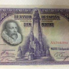 Billetes españoles: BILLETE DE 100 PESETAS BANCO DE ESPAÑA AÑO MADRID 15 DE AGOSTO DE 1.928. Lote 61723088